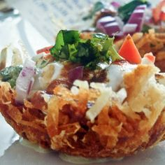 Tokri Chaat: A favorite Indian snack