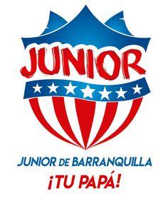 Nuevo Escudo Junior de Barranquilla Burger King Logo, Atari Logo, Logos, Dragon, Soccer, Carnival, Frases, Team T Shirts, Football Team