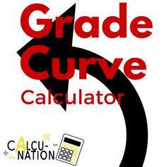 Free online Grade Curve Calculator!