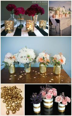 5 Tips to Create a Glamorous Wedding on a Small Budget photo | The Budget Savvy Bride