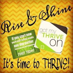 Refer Two Friends and get your product for FREE! Try thrive out. You have nothing to lose and everything to gain and take and sell an amazing product.  www.KathysDaySpa.Le-Vel.com/experience