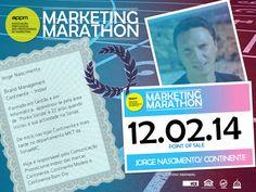 Marketing Marathon Porto 10 a 14 de Fevereiro / IPAM Porto www.marketingmarathon.pt