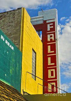 Fallon Nevada Movie Theatre