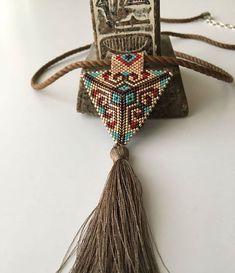 Miyukilerle tasarladigimiz bohemianstyle serisi otantik kolyemiz stoklarimizdadir...Kisiye ozel tasarim...Siparisleriniz icin DM... #miyuki #miyukikolye #püskül #püsküllükolye #bohemianstyle #bohemian #bohemians #bohem #haftasonu #iyihaftasonları #jewelery #handmadejewelery #handmadewithlove #handcraftedjewelry #artislife #sanat #kisiyeozel #kendinyap #photography #instagram #instagood #instaphotos #sipariş #art Beaded Jewelry Designs, Seed Bead Jewelry, Bead Jewellery, Seed Bead Earrings, Jewelery, Handmade Jewelry, Beaded Necklace, Beaded Bracelets, Peyote Patterns