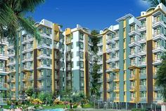 Due to the massive 112 acres land, Gaur city 11th Avenue project manage to provide ample free, green space which further helps to expand its range of facilities.