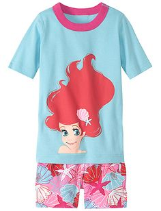 Ariel Pajamas by Hanna Andersson