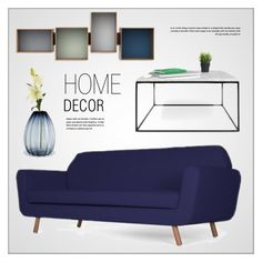 """""""Living Room Decor"""" by lovethesign-shop ❤ liked on Polyvore featuring interior, interiors, interior design, home, home decor, interior decorating, Holmegaard, living room, livingroom and Home"""