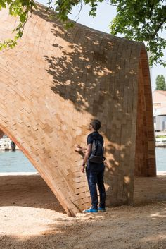 15 Biennale di Venezia. Droneport Prototype