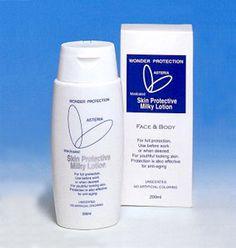 【メデッサミルキーローション】メデッサミルキーローションはあらゆる外敵からお肌を守り、お顔から全身にお使いになれるクリーミーローションです。ただ守るだけでなくて、お肌をいい状態に保ちます。ベタつかず、お湯や洗剤でガード力が落ちません。水仕事・洗剤・消毒液・乾燥などから肌を保護することだけでなく化粧下地としてもご使用になれます。商品ページ→ http://touch-express.shops.net/item?itemid=7504