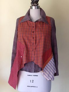 Men's Shirt Re-Does; more views on site
