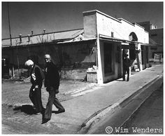 Once / Wim Wenders - The Official Site
