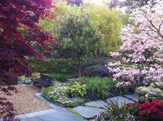 Serenity In The Berkeley Hills - Garden Architecture - Landscape Design & Construction - Berkeley, CA