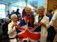 Orchard Cove Summer Olympics 2012 Brittish Team