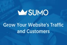 Get the best tools to increase your site's traffic, signups, shares, and sexiness with Sumo. Sumo is a web-based platform providing a suite of free online tools that can be used to grow its users' website's traffic. It provides tools that will make it easy for your readers to join your email list, share your […] #seo #freebie #website