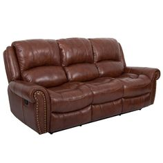 1000 ideas about leather reclining sofa on pinterest. Black Bedroom Furniture Sets. Home Design Ideas