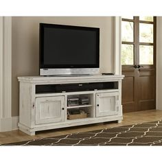 online shopping for Progressive Furniture Willow Console, 64 , Distressed White from top store. See new offer for Progressive Furniture Willow Console, 64 , Distressed White White Distressed Furniture, White Furniture, Living Room Furniture, Furniture Ideas, Furniture Layout, Kitchen Furniture, Classic Furniture, Unique Furniture, Cheap Furniture