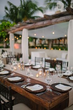 Breathtaking Wedding with a View from the Shores of Punta Mita, Mexico - MODwedding