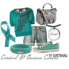 Cervical & Ovarian Cancer, created by lalakay