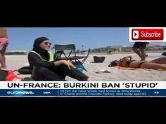 أخر أخبار قرار منع البوركيني Burkini بفرنسا وهذا ما حصل