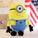Minions Stuart Dave Toys Plush Dolls 3pcs Set 20CM, 3pcs Set Plush Dolls, Minions, Toys, Fun, Christmas, Activity Toys, Xmas, Stuffed Toys, Stuffed Dolls
