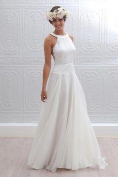 Marie Laporte robe de mariee 2015 - La Fiancee du Panda blog mariage Christina_1face