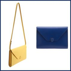 Simple, functional, beautiful - Valextra Isis Ipad Clutch