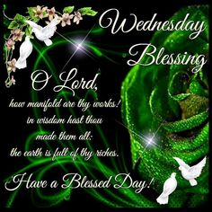 facebook/wednesday blessing | Wednesday Blessing Pictures, Photos, and Images for Facebook, Tumblr ...