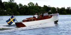 Another C.G. Pettersson boat