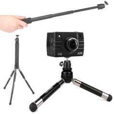 Selfie Stick for Camera and mini Tripod