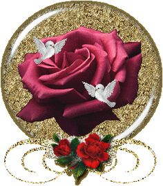 alphabets globes - Page 4 Beautiful Gif, Beautiful Roses, Gif Rose, Rita Hayward, Happy Birthday Wishes Photos, Letter Of The Day, Fancy Letters, Good Morning Gif, Thomas Kinkade