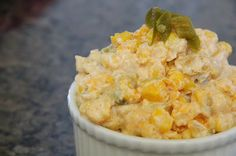 Mix and Match Mama: Spicy Corn Dip