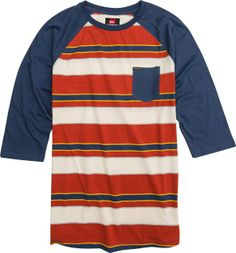 QUIKSILVER KNOX SS TEE > Mens > Clothing > Tees Short Sleeve | Swell.com
