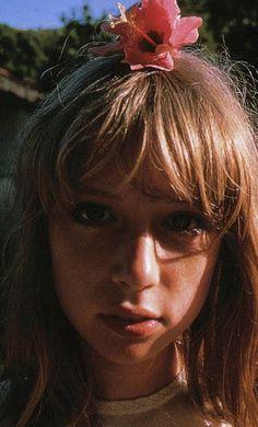 theswinginsixties: Pattie Boyd in Tahiti, May1964.