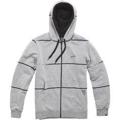 Alpinestars Mens Proper Sherpa Hoody Zip Sweatshirt c66391a52e0