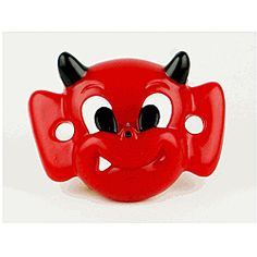 @Overstock - This pacifier is funny, yet functional and safe.  You are sure to get a few double takes whenever this unique pacifier is in use.  http://www.overstock.com/Baby/Lil-Devil-Pacifier/5797939/product.html?CID=214117 $4.99