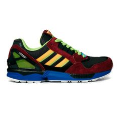 050728b7308c Adidas Zx 9000 25Th Anniversary D65499 Sneakers — Running Shoes at  CrookedTongues.com Up Shoes
