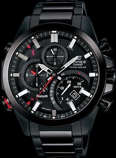 Edifice EQB-500DC-1A http://www.edifice-watches.com/asia-mea/en/collection/link_with_smartphone/EQB-500/