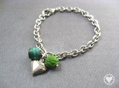Bobby bracelet by weheartanimals, $12.00