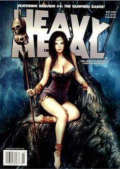 Heavy Metal Magazine by Smilie23 - issuu