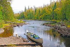 Boundary Waters in Minnesota