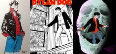 Three 4 Comic: Dylan Dog - http://c4comic.it/2015/02/03/three-4-comic-dylan-dog/
