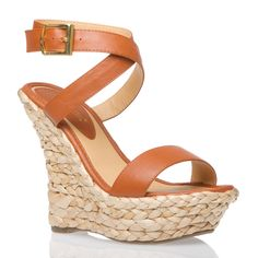 """My May showroom on shoedazzle. """"Zola"""" comes in brown, coral and yellow, and i want all three colors. seriously."""
