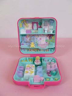 Polly Pocket Partytime Surprise 1989