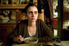 "lilysource: """"Lily Collins as ""Ellen"" in To The Bone (2017) "" """