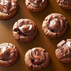 Guests will take a bite of these milk chocolate cookies -- and find a sweet…