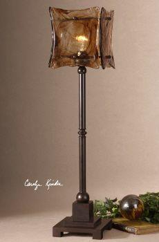 Uttermost Vetraio II Oil Rubbed Bronze Buffet Lamp