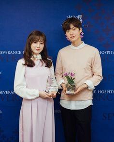 7 Photos of Gu Hye Sun and Ahn Jae Hyun on their wedding day