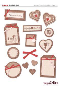 Стикеры, марки, ленты, этикетки для печати