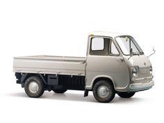 1970 Subaru 360 Sambar Pickup www.graysonsubaru.com #subaru