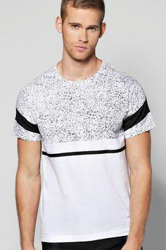 T-shirts and vests are the power players in every man's wardrobe  This season the dream team in male dressing gets daring with t-shirts and vests taking on poppin' paisley prints and sporty slogans to keep you enviably on-trend. Vests come in versatile block colours for building your perfect look and polos in polished prints, while back to nature animal motifs are the new trend to try. Pair your printed tee with skinny jeans and suede desert boots to take you from day to n...